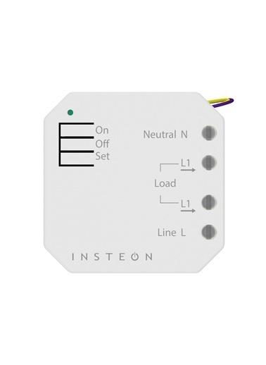 Insteon 2443-422 Akıllı Mikro Aç/Kapa Röle Modülü Renkli